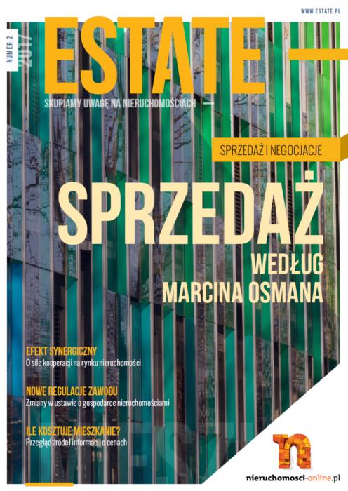 okładka magazyn ESTATE 2/2017