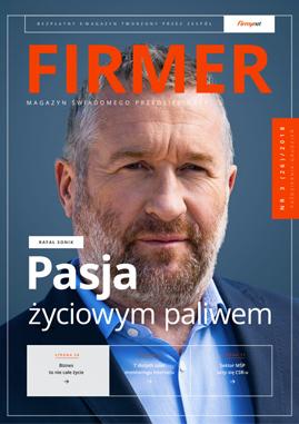 FIRMER 3/2018_okładka