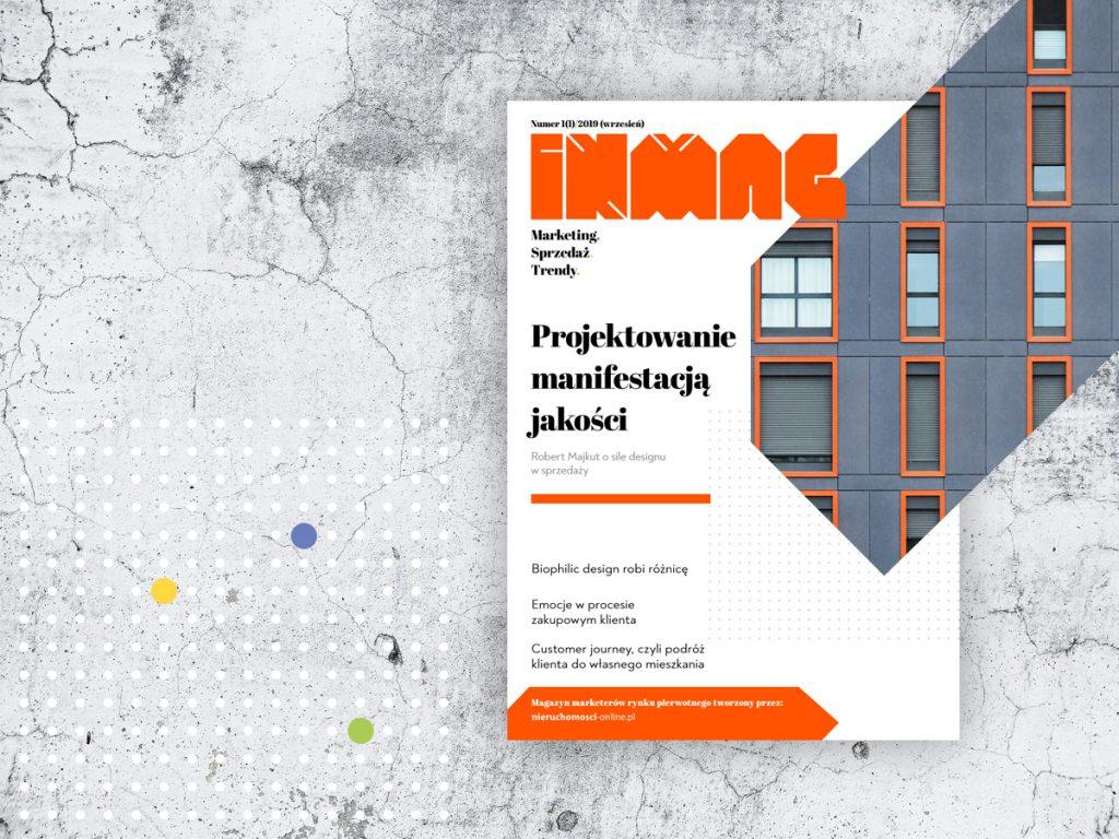 Magazyn INMAG dla marketerów rynku pierwotnego